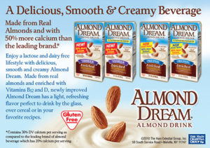 Almond Dream ad