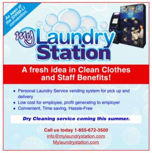 My Laundry Station E-Blast image