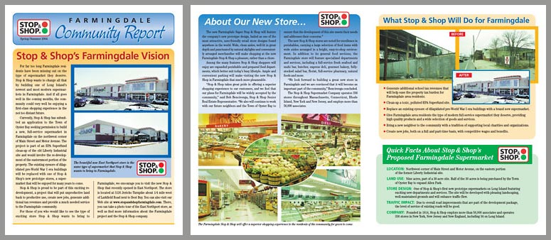 Stop & Shop newsletter