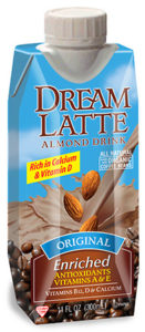 Dream Latte packaging image