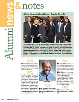 SUNY Alumni Magazine