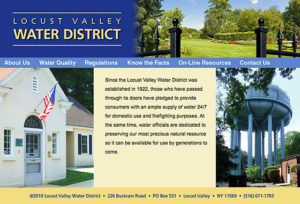 Locust Valley website image